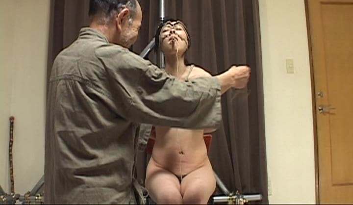 Chiba Eizo: Nose Collection 10 (Face Play) Japanese Bondage