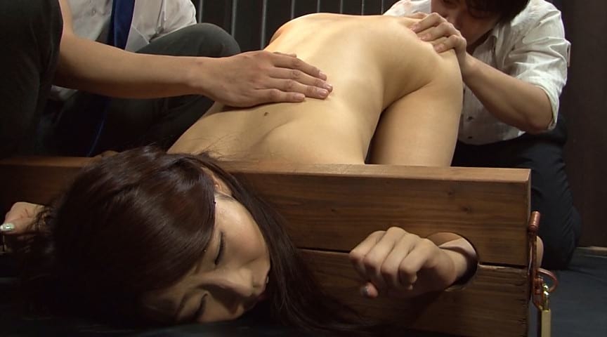 Boss's Secretary Bound Japanese Bondage