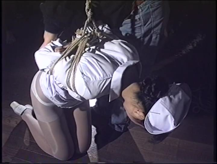 Nureki: Hot, hard rope: non-stop gags and shibari (O-03) Japanese Bondage