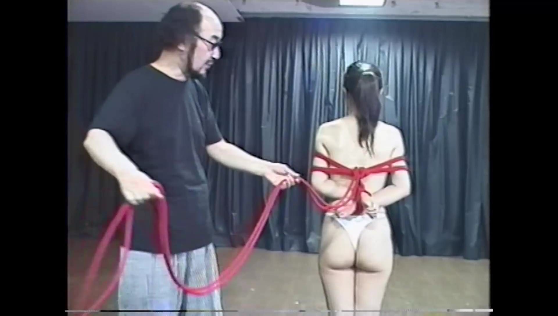 Nagaike: Shibari for SM (How To) Vol. 1 Japanese Bondage