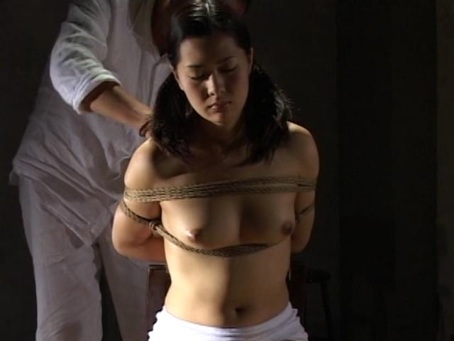 Naka Akira: Dream Rope #2 (Bound University Student Momoka) Japanese Bondage