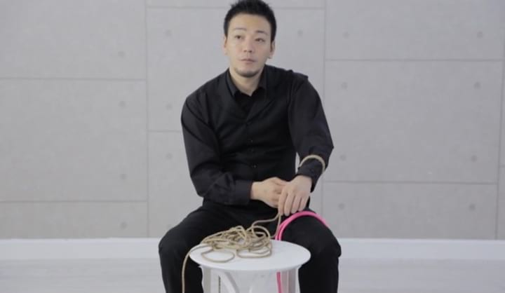 Hajime Kinoko: Modern Bondage How To (Introduction) Japanese Bondage