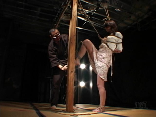 Naka Akira: Rope Joy Digest Vol. 5 (Vintage) Japanese Bondage