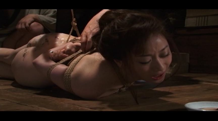 "Kai: Tied Courtesan ""OYu"" Japanese Bondage"