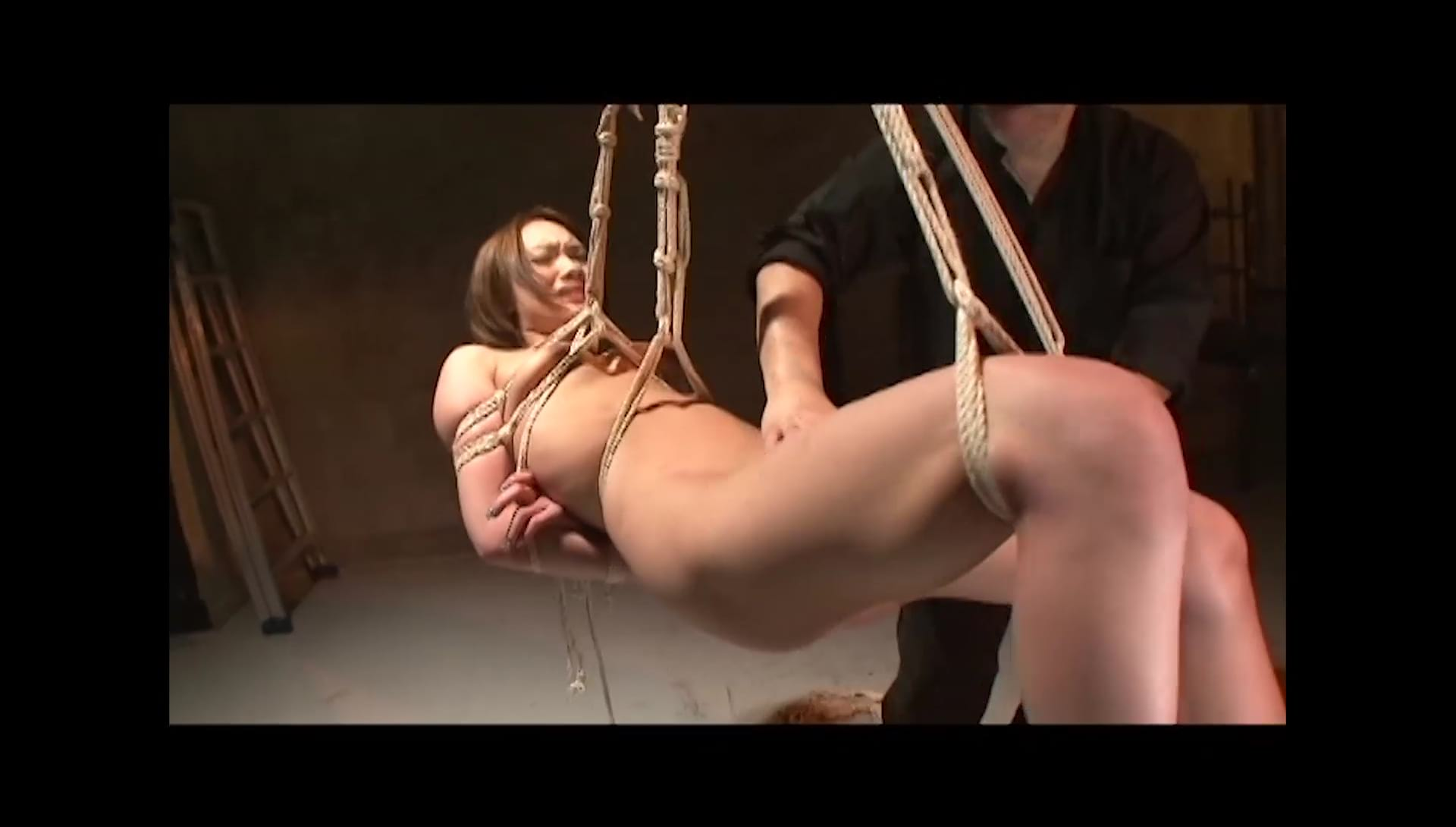Randa Mai: The World of Randa Mai: Luna Japanese Bondage