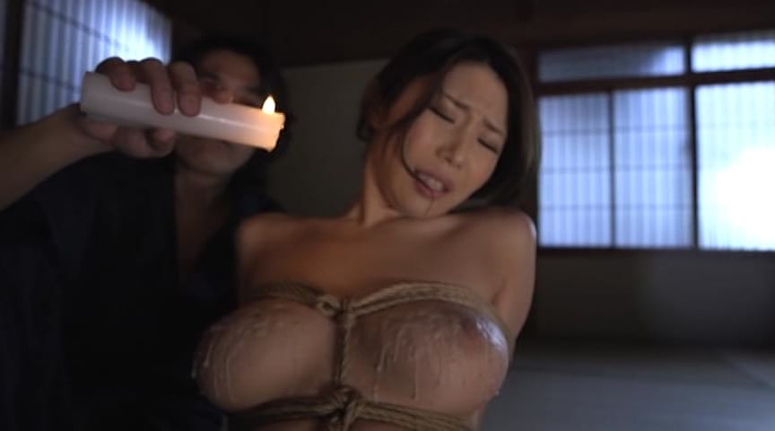 Kai: Glamorous (Large Breasted) Masochists Japanese Bondage