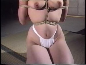 Nureki: Fundoshi and Agura (Kinbaku Cosplay) Japanese Bondage